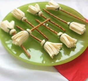 64-Non-Candy-Halloween-Snack-Ideas-witch-brooms