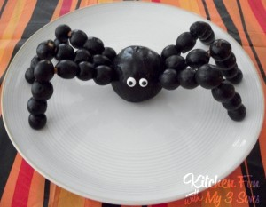 5 Healthy Creative Treats for Halloween