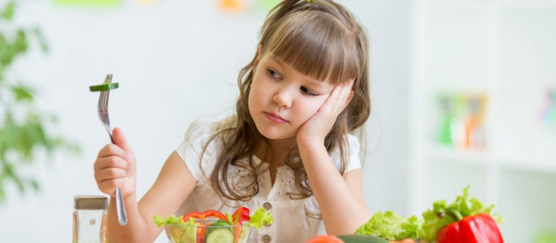 School Lunch Program: How to Deal with Picky Eaters